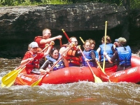 Troop 2295 Whitewater Rafting June 2008