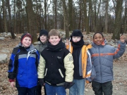 Five Live Webelos at Hoover